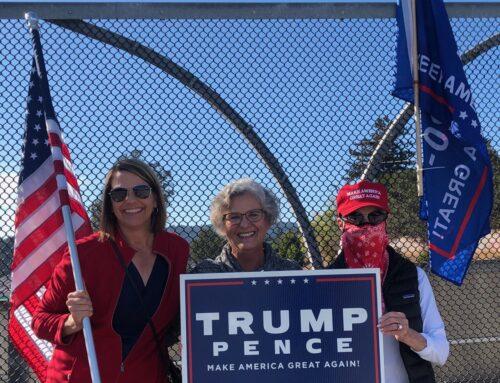 First Amendment Friday in Santa Cruz